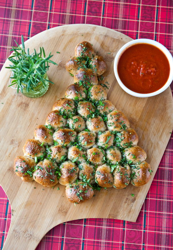 24 christmas party appetizer recipes - Christmas tree shaped appetizers ...