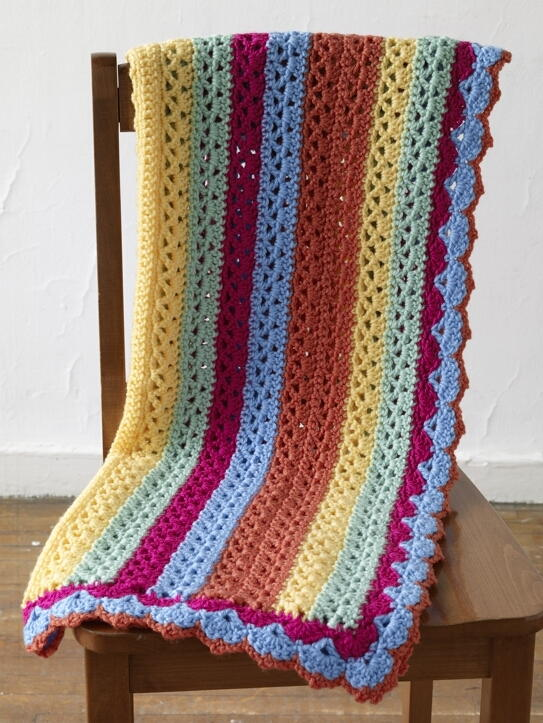 The Most Popular Patterns for Afghans: 16 Knit & Crochet Afghan ...