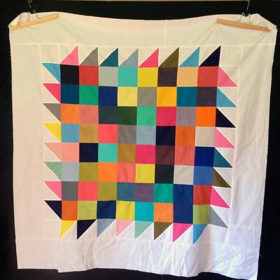 Modern Navajo Quilt Pattern | FaveQuilts.com : navajo quilts - Adamdwight.com