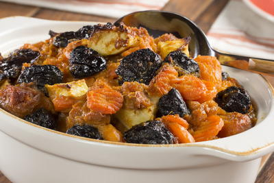 Orchard Sweet Potato Bake