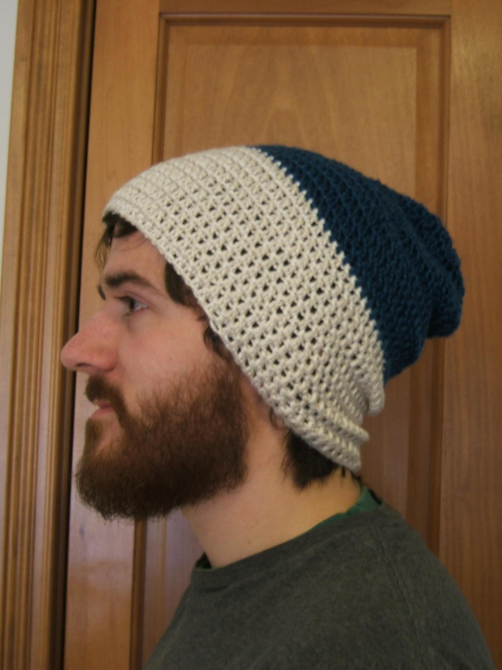 Slouchy hat crochet pattern allfreecrochet bankloansurffo Image collections