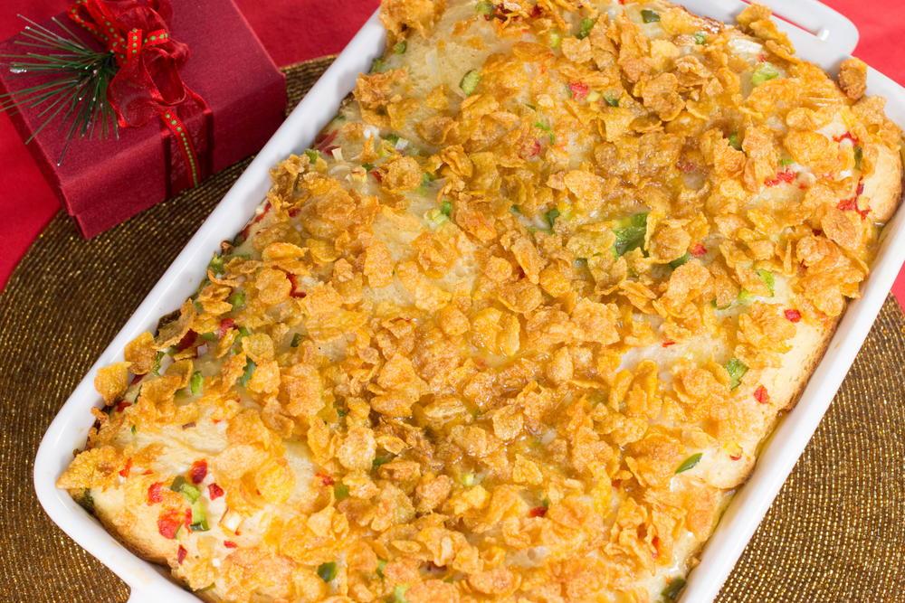 christmas morning breakfast casserole recipelioncom