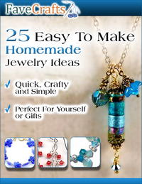 25 Easy to Make Homemade Jewelry Ideas