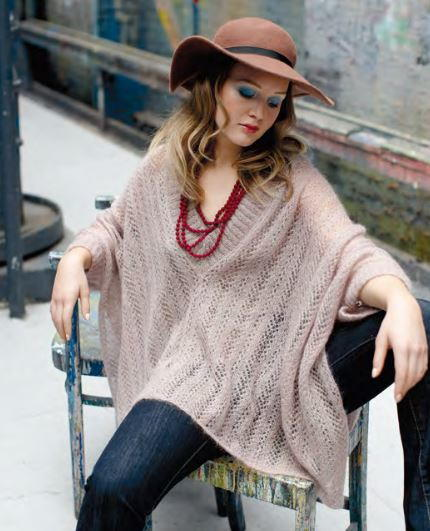 27 Knit Poncho Patterns To Keep You Cozy Allfreeknitting