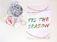 27 Printable Paper Crafts for the Holidays