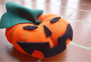 How to Make A Pincushion Pumpkin
