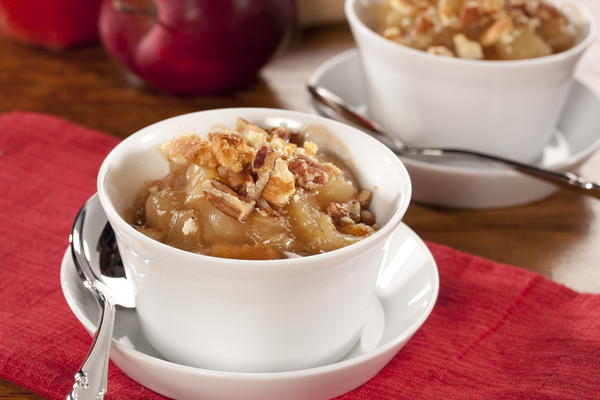 EDR Apple Cinnamon Crunch Cups