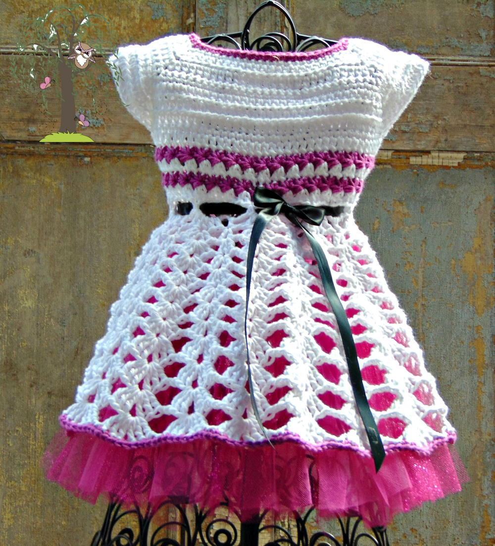 Isabella Crochet Dress Allfreecrochet