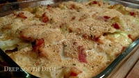 Southern Scalloped Cabbage Casserole
