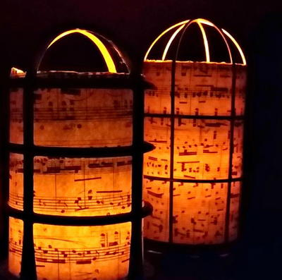 Light Cage Lanterns