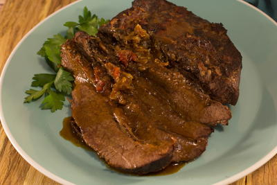 Tender Beef Brisket Recipe