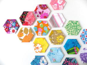 Step by Step English Paper Piecing Tutorial