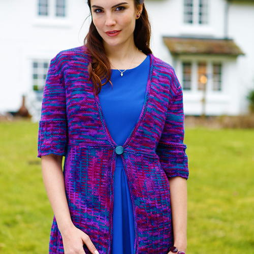 Lola Free Cardigan Knitting Pattern Allfreeknitting