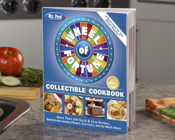 Mr Food Test Kitchen Wheel Of Fortune Collectible