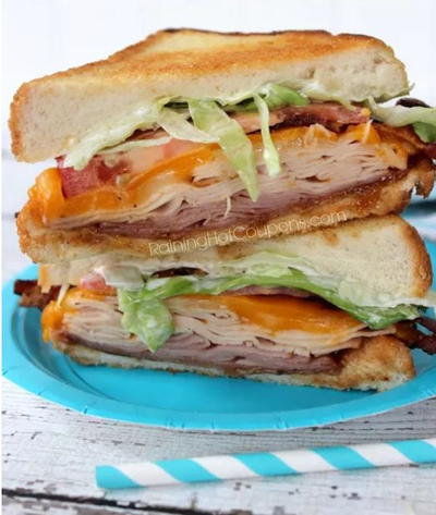 Applebees Clubhouse Grille Sandwich Copycat