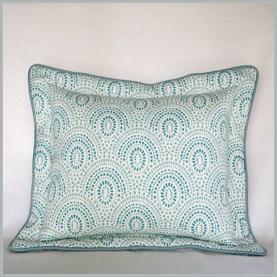 How To Make A Flanged Pillow Allfreesewing Com