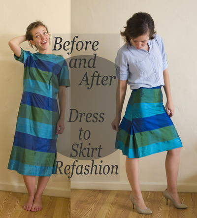 How to refashion clothing 3