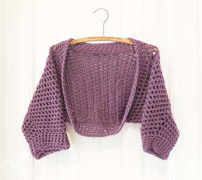 42 Free Crochet Shrug Patterns Allfreecrochet