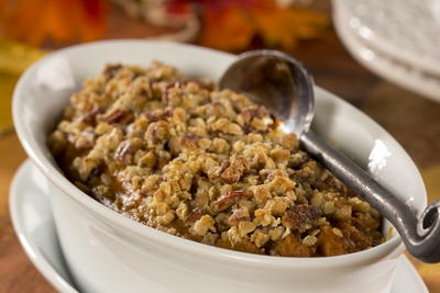 EDR Maple Nut Sweet Potato Casserole