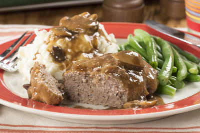 Weeknight Salisbury Steak