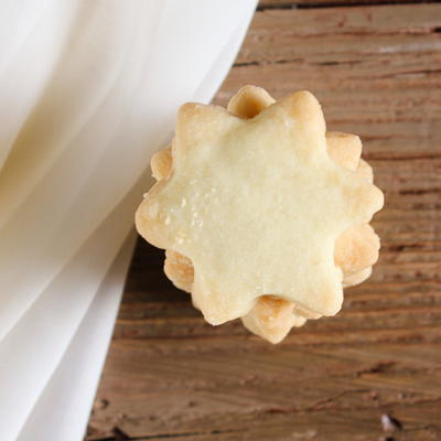 Ultimate Melt-In-Your-Mouth Shortbread Cookies