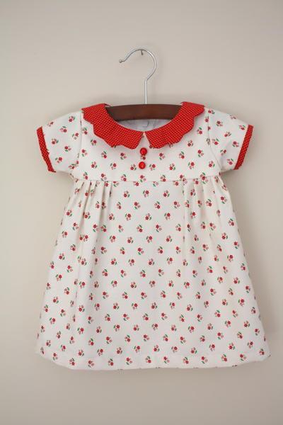 Vintage Heirloom Dress | AllFreeSewing.com