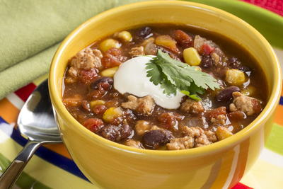 EDR Slow Cooker Taco Soup