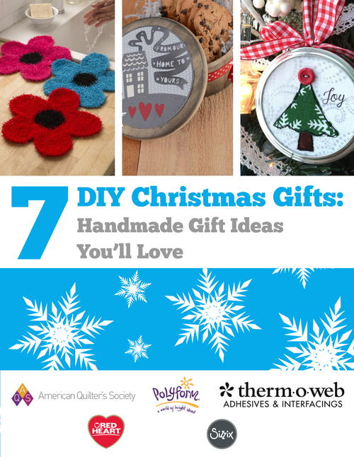 7 DIY Christmas Gifts: Handmade Gift Ideas You`ll Love free eBook