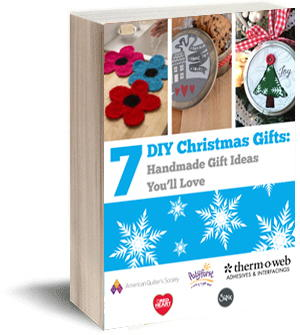 7 DIY Christmas Gifts: Handmade Gift Ideas You'll Love Free eBook