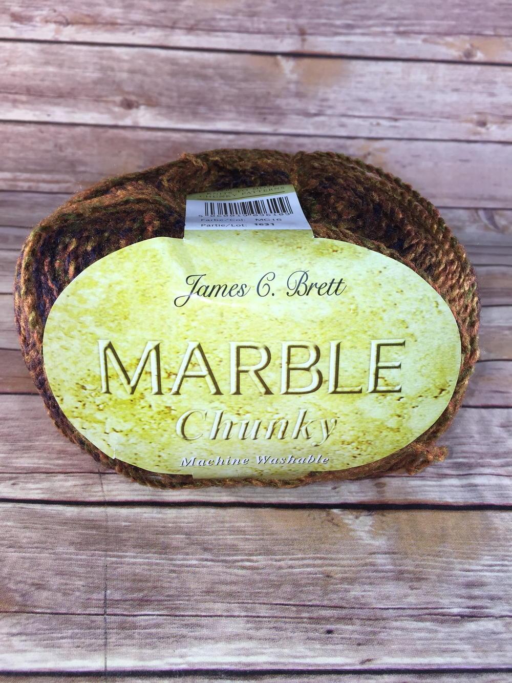 James C Brett Marble Chunky Yarn Allfreecrochet Com