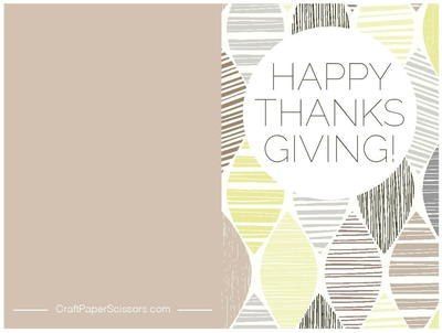 18 free thanksgiving printables allfreepapercrafts happy thanksgiving free printable greeting card m4hsunfo