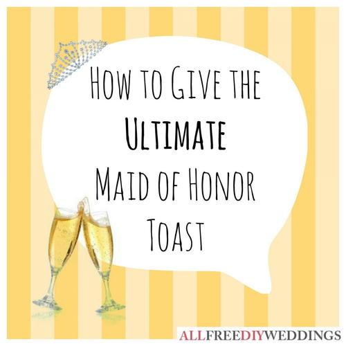 Honor toast