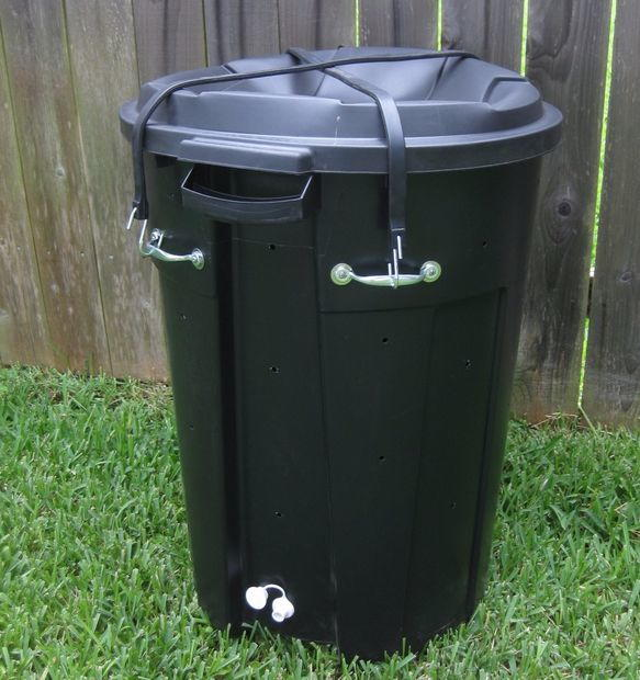 Diy Compost Bin Apartment: Budget-Friendly DIY Compost Bin