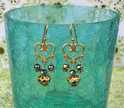 Diy chandelier earrings allfreejewelrymaking diy chandelier earrings aloadofball Choice Image
