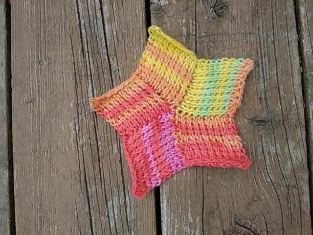 Five Point Pinwheel Motif AllFreeCrochet.com