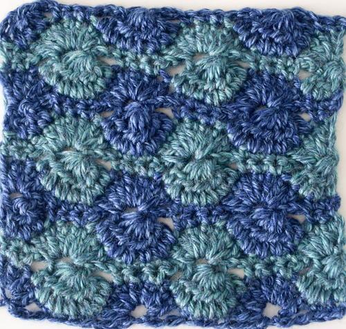 Catherine Wheel Stitch Crochet Pattern Allfreecrochet