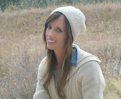 Favorite Textured Knit Hat