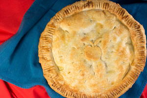 Presidential Apple Pie