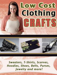 Low Cost Clothing Crafts