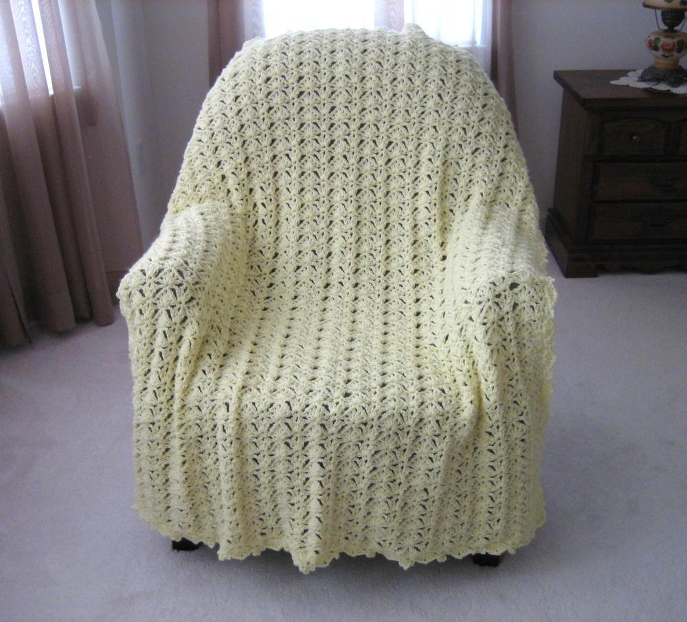 Luscious lace crochet blanket allfreecrochet bankloansurffo Gallery