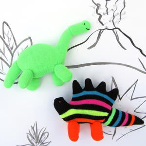 Upcycled Glove Animals