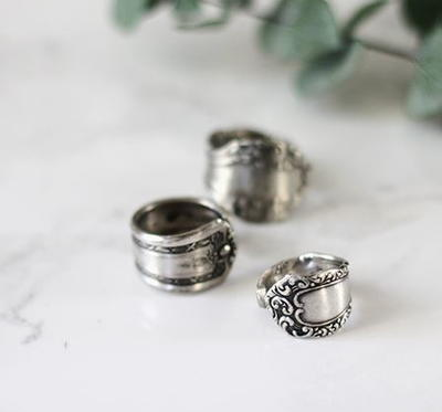 How to make spoon rings diy sweepstakes