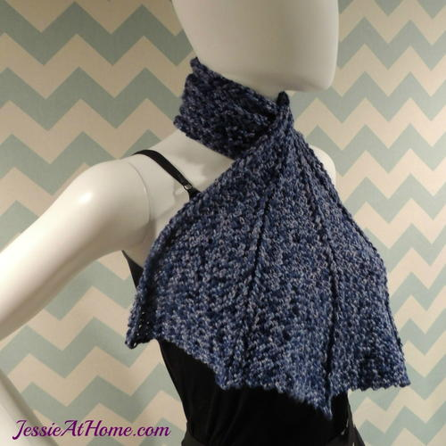 Dragon Wing Crochet Scarf Pattern Favecrafts