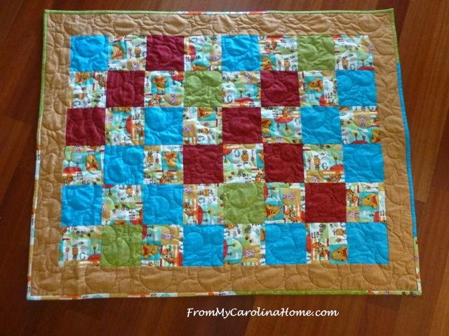 Directional Print Flip Flop Quilt Pattern Favequilts Com