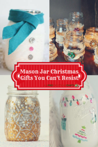 21 Mason Jar Christmas Gifts You Can't Resist