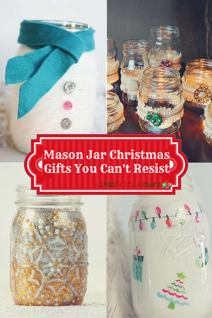 21 Mason Jar Christmas Gifts You Can\'t Resist ...