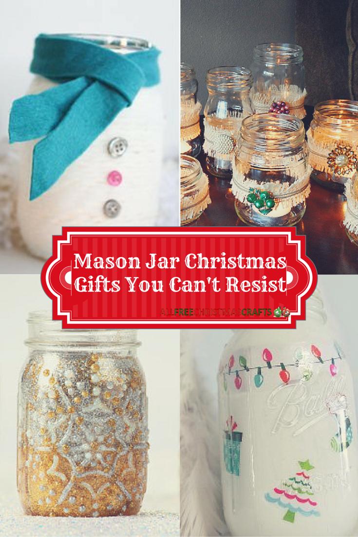 21 Mason Jar Christmas Gifts You Can\'t Resist ...