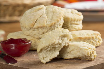 Light and Flaky Biscuits