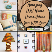 31 Amazing DIY Home Decor Ideas You Will Love