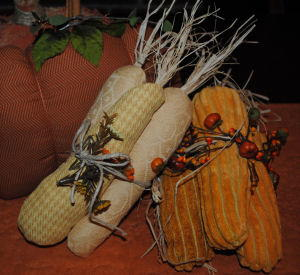 Thanksgiving Harvest Table Toppers